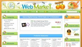 WebMarket 24H v2.1 - Halloween