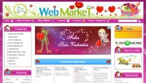 WebMarket 24H v2.3 - San Valentín